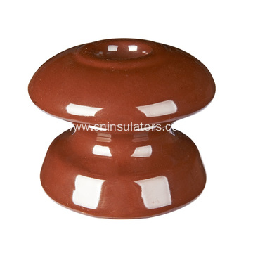 Low Voltage Porcelain Shackle Insulator (ED-2B)